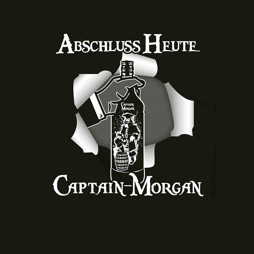 """abschlussspruch """"abschluss heute, captain morgen"""" - viele motiv"""