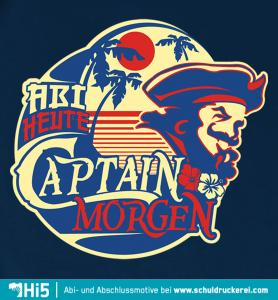 Abimotto: Captain Morgen | 1161 | Schuldruckerei.com