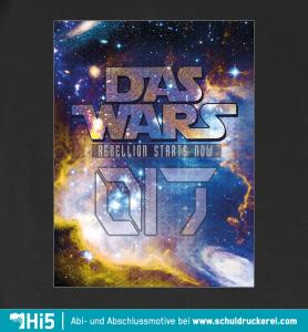 Abimotto: Das Wars - Rebellion starts now | PB15 | Schuldruckerei.com