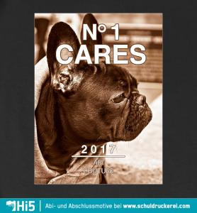 Abimotto: No1 Cares Abi | PB11 | Schuldruckerei.com