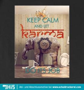 Abimotto: Keep Calm | PB07 | Schuldruckerei.com