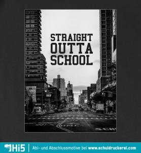 Abimotto: straight outta school | PB01 | Schuldruckerei.com