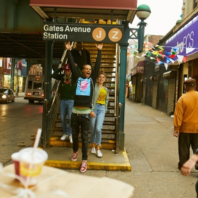 HI 5 New York tag 3 mark IV karte 1