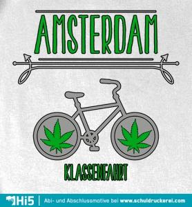 Schön Abschlussmotto: Amsterdam   K068   Schuldruckerei.com